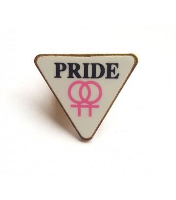 Pin's Pride lesbien