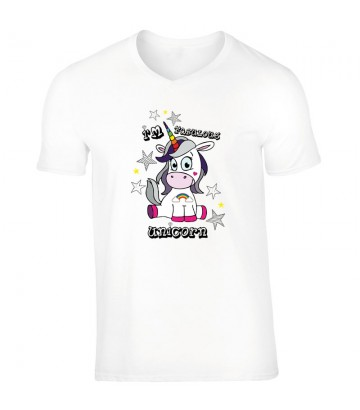 Tee shirt Funny Unicorn