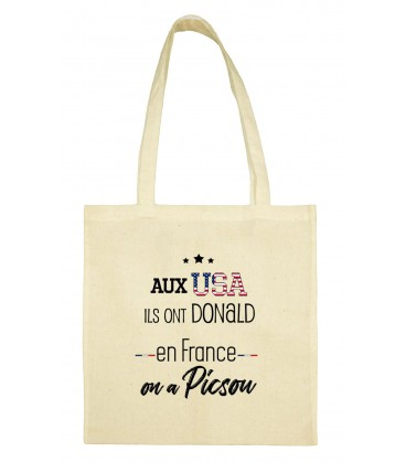Tote bag En France on a Picsou