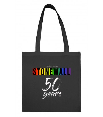 Sac en toile Stonewall 50 Years