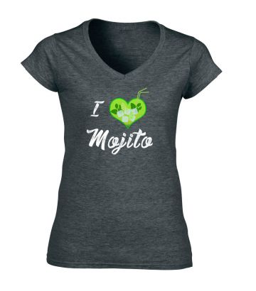 Tee shirt I Love Mojitos