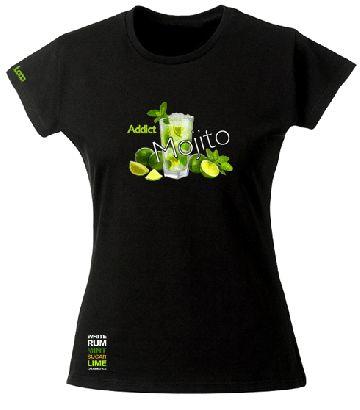 Tee shirt Mojito Addict