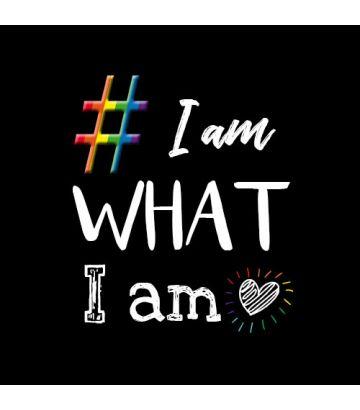 débardeur LGBT I am What I am