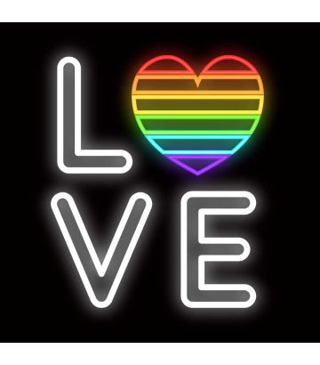 T Shirt Love Coeur