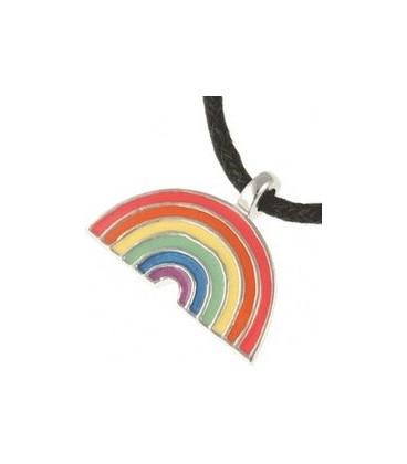 collier arc en ciel gay lesbien