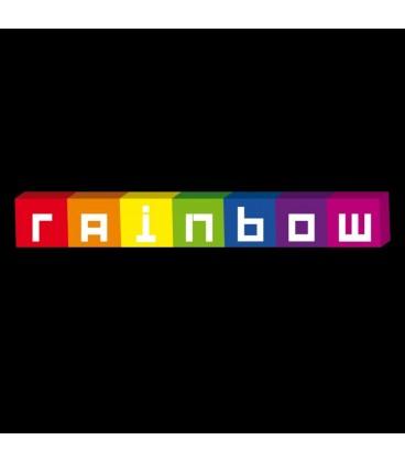 Débardeur Cube Rainbow