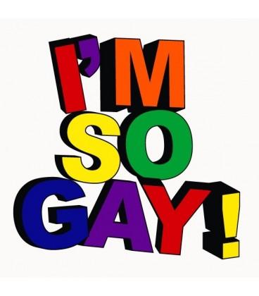 Débardeur I'm so gay !