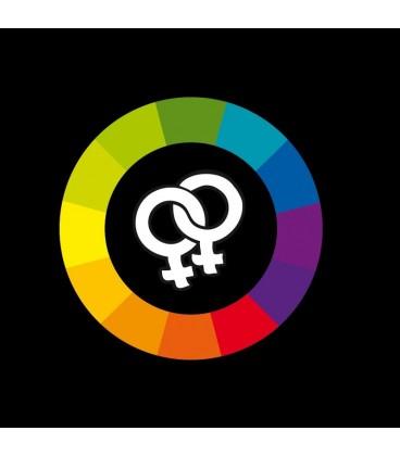 Débardeur lesbien colors