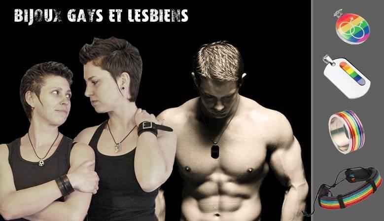 Bijoux gays lesbiens